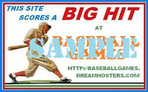 Baseball Games Big Hit Award [baseballgames.dreamhosters.com/]