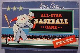 Ethan Allen's All-Star Baseball Game Special Edition, 1946