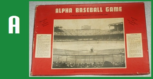 Baseball Games Antiques To Modern Tabletop Sims A List