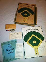 Bam-Bee-No - The National Game, The National Game Co., 1922
