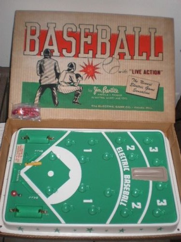 Electric Baseball, circa 1960s