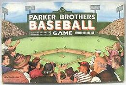 Baseball Game (Parker Brothers, 1950)