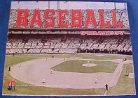 baseball boardgame - Baseball Strategy - Avalon Hill, 1962