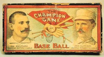 Champion Game of Base Ball (A S Schutz, 1889)