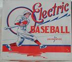 vintage baseball game - Electric Baseball by Jim Prentice - Electric Game Co, c1940