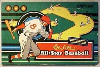 Ethan Allen's All-Star Baseball (Cadaco-Ellis, 1955)