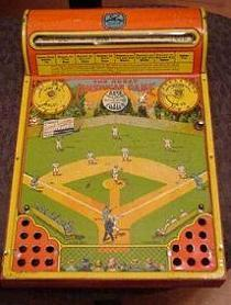 The Great American Game - Baseball (Hustler Toy, 1925)