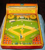antique baseball game - Hustler Baseball, the Great American Game - Hustler Toy, 1925