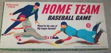 Home Team Baseball Game (Selchow & Righter, 1948)