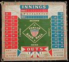 antique baseball game - Parlor Base Ball - American Parlor Base Ball, 1903