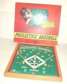 Prolectric Baseball - Mastercraft, 1951