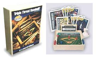 Triple Threat Baseball, Triple Threat Inc, 2003