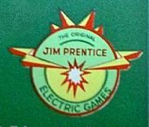 Electric Game Company logo, circa 1950