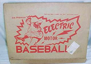 Electric Motor Baseball Model M100