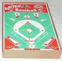 Jim Prentice Electric Baseball Model 42-B - circa 1950
