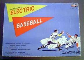 Jim Prentice Electric Baseball Model 504