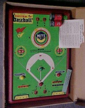 Jim Prentice Electric Baseball Model 505