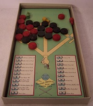 The National-American Base Ball Playing Field -- Parker Brothers, 1926